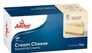 Cream Cheese Smooth And Creamy 1Kg
