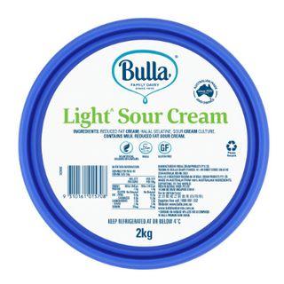 CREAM SOUR LIGHT 2L BULLA