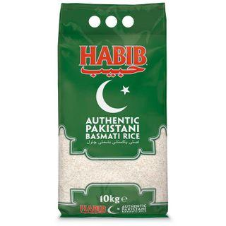 Rice Basmati 10Kg Habibi