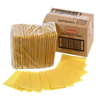 Lasagne Sheets Instant Lge San Remo 5K