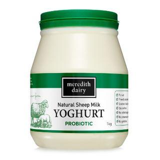 Yoghurt Sheep Milk 1Kg Meredith Green Label