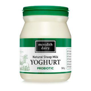 Yoghurt Sheep Milk 500G Meredith Grn Lab