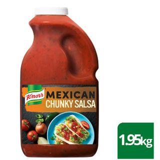 SALSA MILD CHUNKY 2KG MEXICASA KNORR