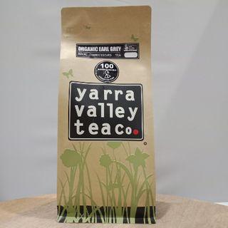 YARRA VALLEY EARL GREY 100S PYRAMID BAGS