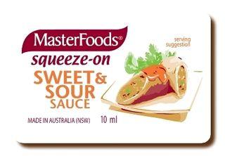M/F Squeeze Sweet & Sour 10Mlx100 Ctn