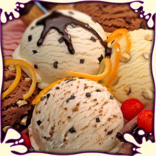 Ice Cream Honeycomb 5Lt N/Vaas