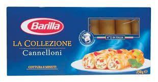 Cannelloni Barilla #88 250G 588088