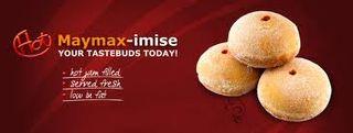 Donut Jam Heat & Serve 54Gx100 Maymax