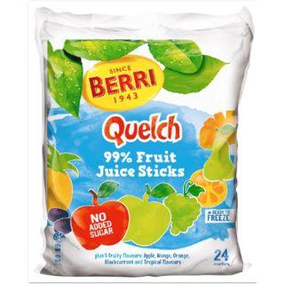Quelch Frozen Tropical Fruit Sticks (70Mlx144)