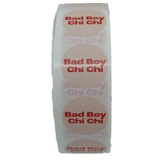 Sticker Roll X 500 Bad Boy Chi Chi