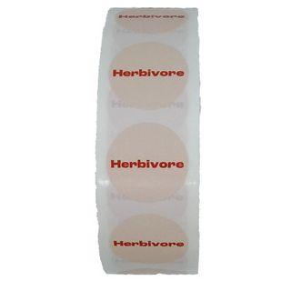 Sticker Roll X 500 Herbivore