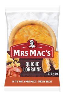 QUICHE LORRAINE 175GX12 MRS MACS