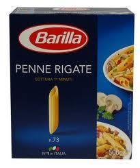 Penne Rigate Barilla Sel#73 1Kg 600073