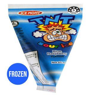 AIT ICE MONY SOUR BLUE RASPBERRY FROZEN  (65MLX72) TNT