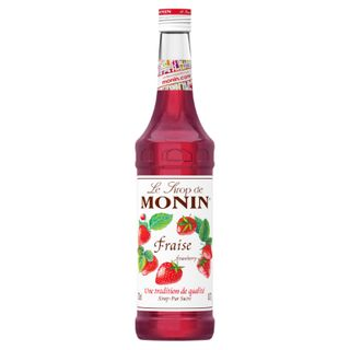 Syrup Monin Strawberry 700Ml
