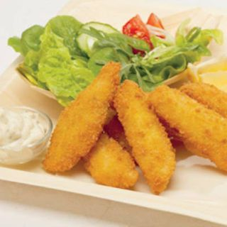 GOUJONS FISH CRUMBED STH BLUE WHITING 1KG INDEPENDENT