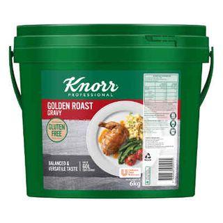KNORR GOLDEN ROAST GRAVY GF 6KG