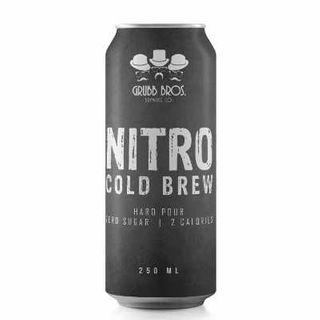 NITRO COLD BREW COFFEE 250MLX12 GRUBB BR