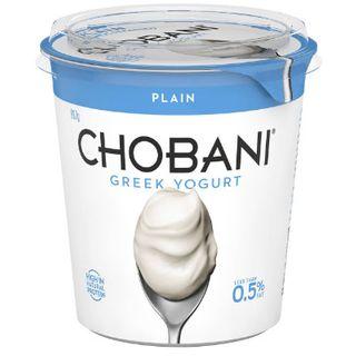 YOGHURT LOW FAT PLAIN 6X907G CHOBANI