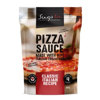 RETAIL PIZZA SAUCE 360GX12 SUGO CARTON