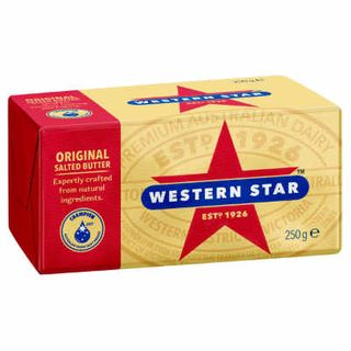 BUTTER SALTED 250G WESTERN STAR