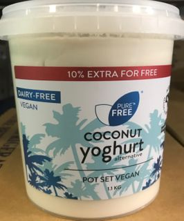 YOGHURT COCONUT SWEETENED 1.1KG