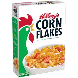 CEREAL P/C CORN FLAKES 30 X 25G