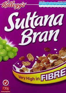 Cereal Sultana Bran 730G