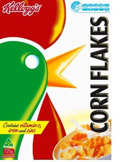 CEREAL CORN FLAKES 725G