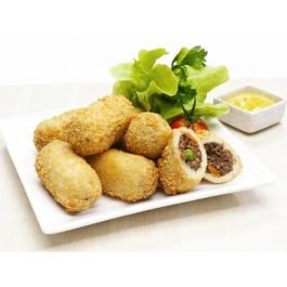 Croquettes Beef 50Gm X 40 Goldies Keiths