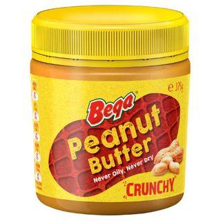 Peanut Butter Crunchy 375Gm Bega