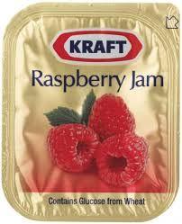 Jam P/C Raspberry 14Gx75 Kraft