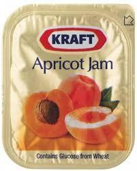 Jam P/C Apricot 14Gx75 Kraft
