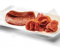 SALAMI MILD THINLY SLICED 1KG KR CASTLEMAIN