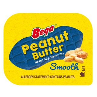 Peanut Butter Portion Control (11Gm X 50) Bega