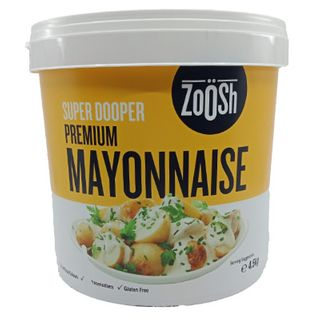 Mayonnaise Premium 4.5Kg Zoosh