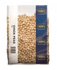CHICK PEAS DRY 1KG TRUMPS