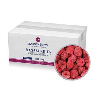 Raspberries Iqf Serbian 10Kg