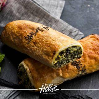 Gourmet Roll Spinach Feta 180Gx8
