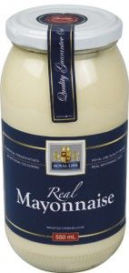 Mayonnaise Real 550Ml Royal Line