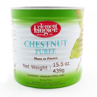 Chestnut Puree Unsweetened 439Gm