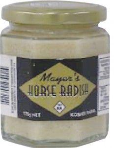 Horseradish Mayer 175G