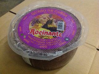 R/W  Rocinante Goat Cheese Red Wine 2