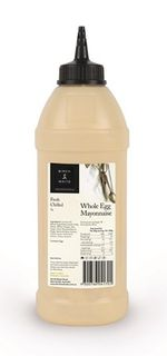 MAYONNAISE WHOLE EGG SQUEEZE 1LT  BIRCH & WAITE