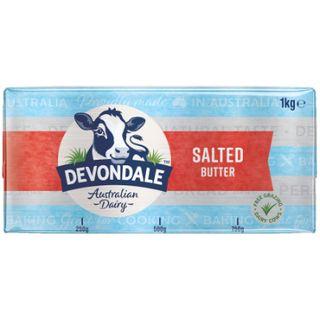 Butter Salted 1Kg