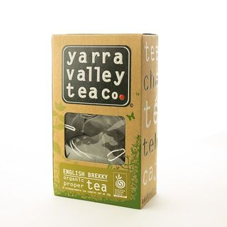 TEA ENGLISH BREAKFAST ORGANIC YARRA VALLEY 15S