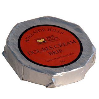 ADELAIDE HILLS DBL BRIE 450G