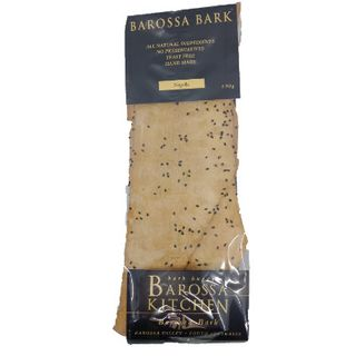 CRACKERS BAROSSA BARK NIGELLA 100G