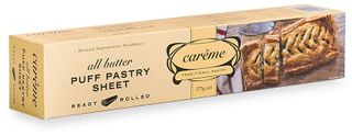 Careme Butter Puff Pastry 375Gm