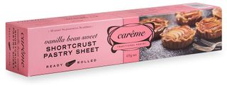 Careme Sweet Short Crust Pastry 445G